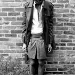 Skirt for man