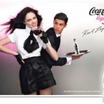 After Agnes.B, Rykiel… COCA COLA by KARL LAGERFELD