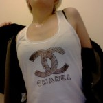 new tee shirt