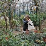 les jardins Parisiens