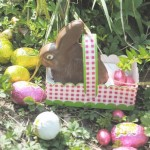 Tu ressembles à un oeuf de Pâques
