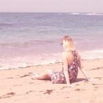une robe, du sable et toi