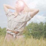 Le blé, qui est doré, me fera souvenir de toi – Saint Exupery