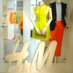 Collection Versace + Show Room H&m