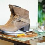 Nouvelles chaussures : on en mangerait !