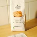Recette Marlette #6 : scones maison à l'Anglaise