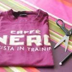 DIY #18 : rendre un tee-shirt de concert SEXY