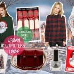Concours de Noël #2 : Urban Outfitters