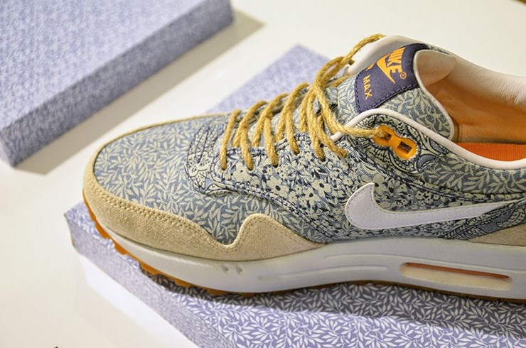 check out 5173a a62b2 Nike x Liberty. Focus sur les 3 motifs Liberty