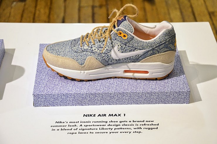 release date: 30dc4 d5cd6 NIKE x LIBERTY 2014 – youMAKEfashion