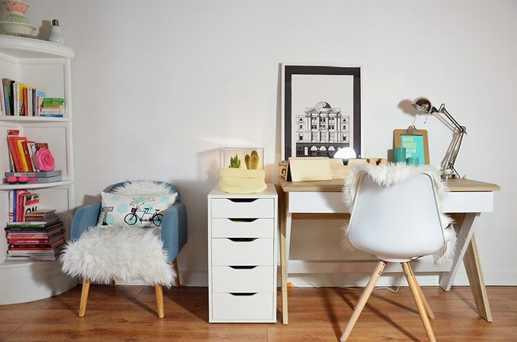 D co bureau cocooning - Blog de decoration maison ...