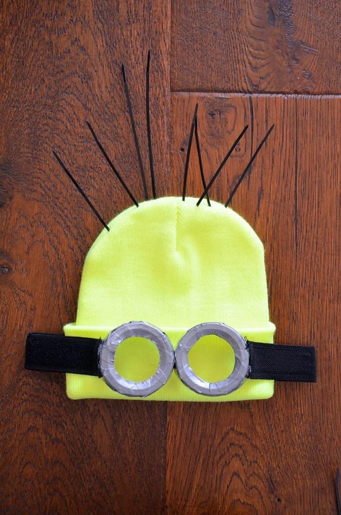 d6f0acda06c77b Je pense porter les lunettes sur le bonnet ou je risque d être gênée  pendant ma soirée d Halloween.
