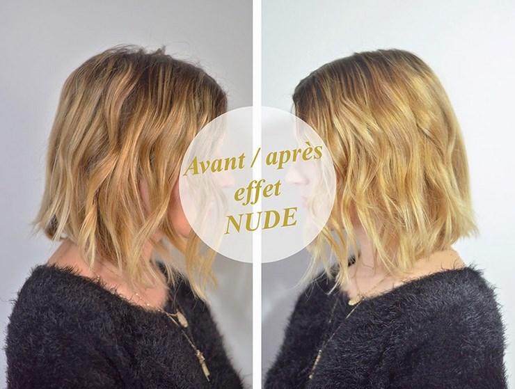 vous souvenez vous de cet article etou de cette vido il y a un an jai test la maison prodigy la couleur nude de loral paris - Ombr Hair Maison Sur Cheveux Colors