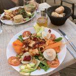 ALIMENTATION ÉQUILIBRÉ : le restaurant n'est pas forcément un écart
