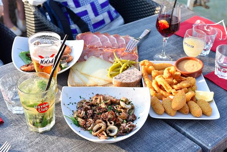 Restaurant Caf Ef Bf Bd De La Mer  Ef Bf Bd Biarritz Biarritz