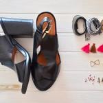 DIY CHAUSSURES #3 : DES TALONS POUR LA RENTRÉE (ou la fin de l'été…)