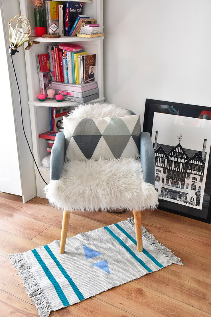 Diy D Co Customiser Son Tapis Youmakefashion