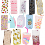 SHOPPING : COQUE iPhone 5 5S 5C 6 et 6 PLUS