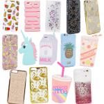 SHOPPING : COQUE iPhone 5 5S 5C 6 et 6 PLUS