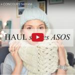 VIDÉO HAUL SOLDES + CONCOURS ASOS