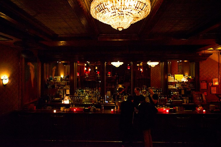 speakeasy new york
