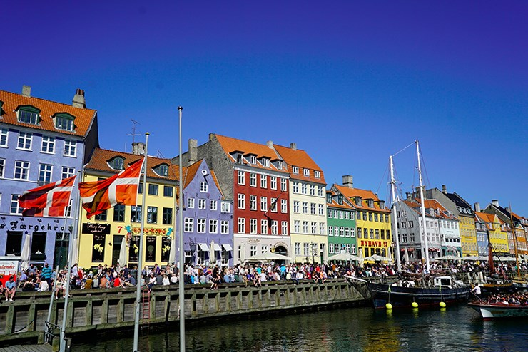 city guide copenhague port