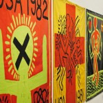 16ème : MUSEE D'ART MODERNE – EXPO KEITH HARING