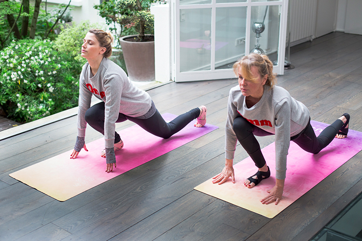 routine sport yoga express facile 6