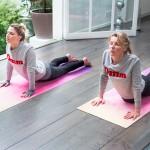 VLOGGIST : Routine yoga (exercices à faire chez soi)