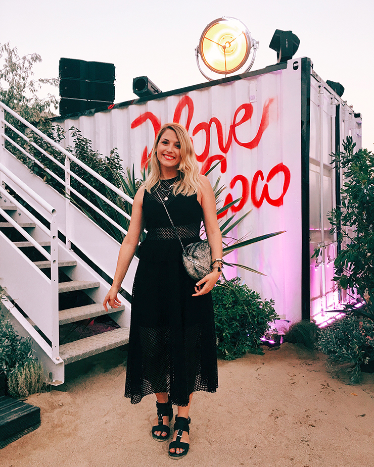chanel i love coco calvi on the rocks festival 2016 rouge coco on tour 10