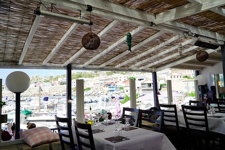 chez paul les goudes restaurant marseille bonne adresse voyage blog