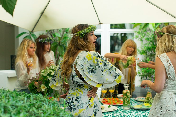 garden party vloggist safia vendome youmakefashion la revue de kenza 14