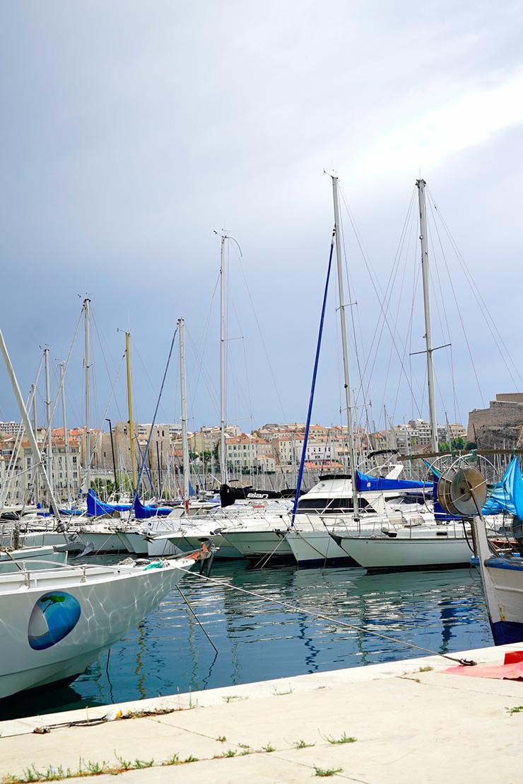 le vieux port marseille bonne adresse voyage blog