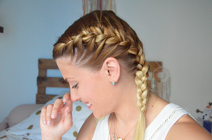 Video De Coiffure Tresse