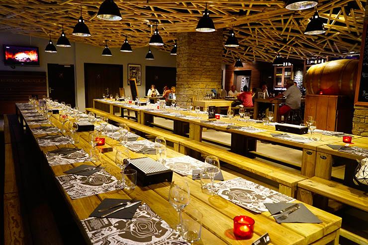 la cidrerie saint jean de luz bonne adresse restaurant pays basque