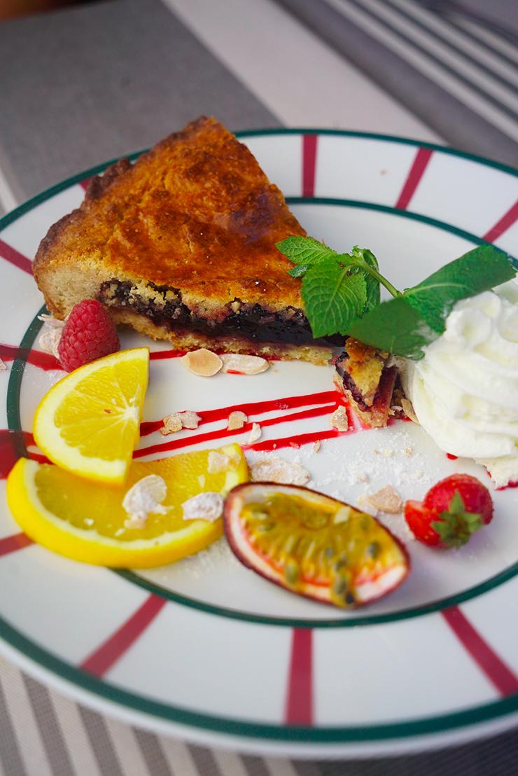 restaurant poisson socoa pays basque bonne adresse Arraina 5