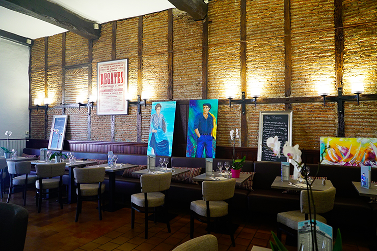 restaurant poisson socoa pays basque bonne adresse Arraina 7