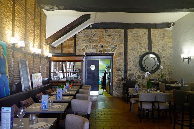 restaurant poisson socoa pays basque bonne adresse Arraina 8