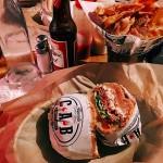 BIARRITZ : LE CAB (cabane à burgers)