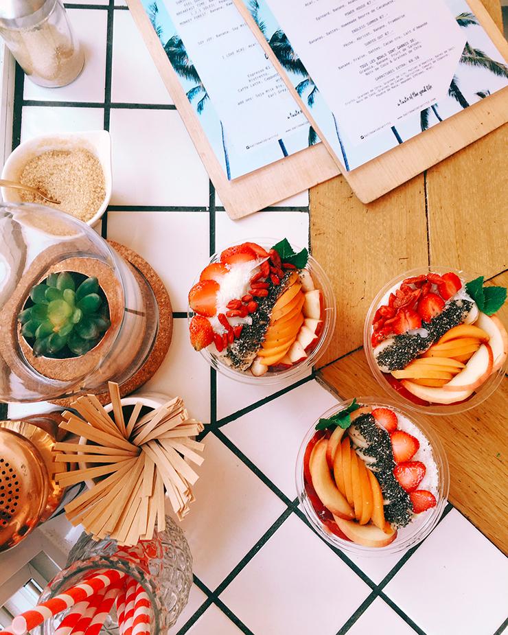 bali bowls biarritz petit dej healthy acai bonne adresse