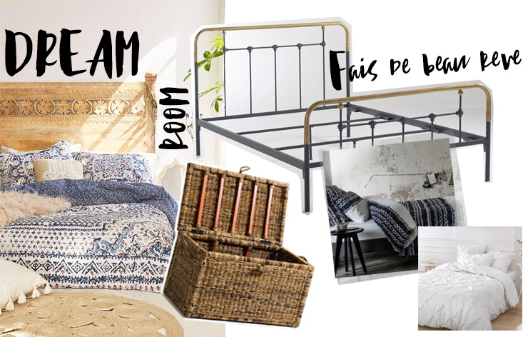 inspiration d co ma commande la redoute youmakefashion. Black Bedroom Furniture Sets. Home Design Ideas