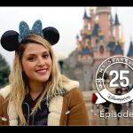 WEB SÉRIE / DISNEYLAND PARIS : MY SPARKLING 25