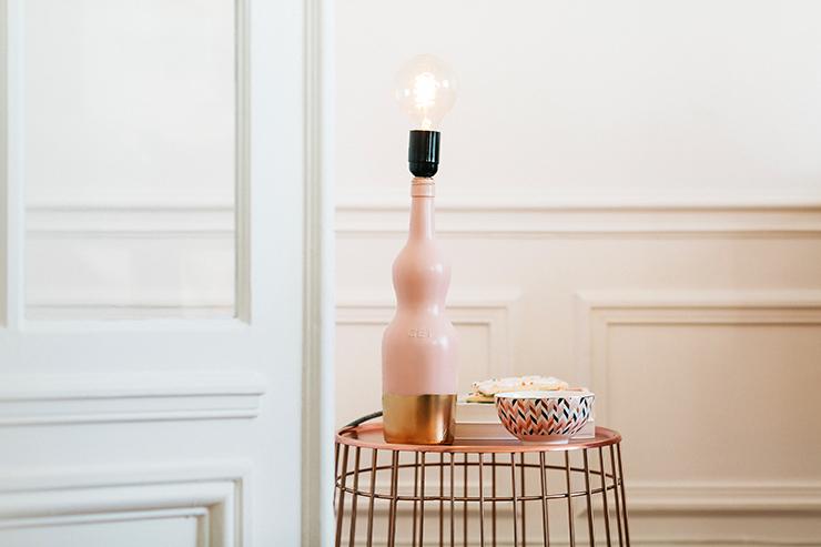 DIY DECO   TUTO LAMPE BOUTEILLE – youMAKEfashion 2e8d3ad0552
