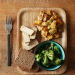 Une journée dans mon assiette (rééquilibrage alimentaire, idées recettes)
