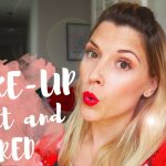 TUTO MAKE UP : RED et HIGHLIGHT avec la palette BECCA