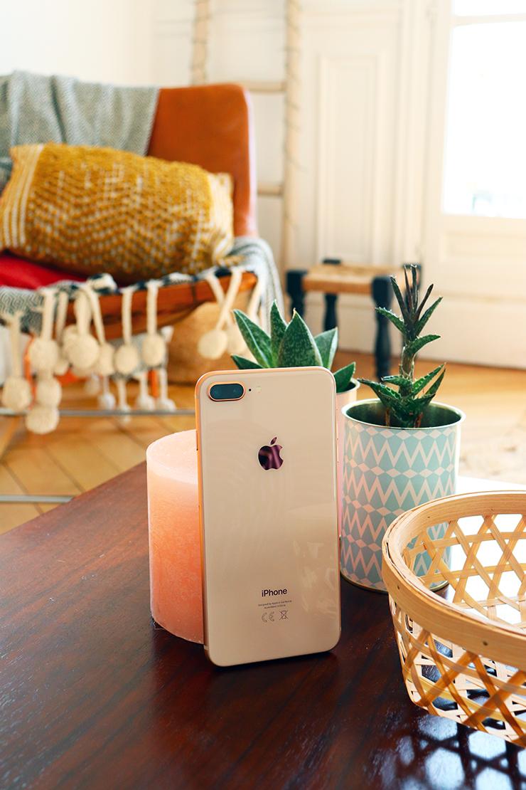 Iphone 8 Plus 8 Nouveautes Tests Photos Et Mode Portrait