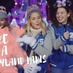 VLOG : tourner un clip dans Disneyland Paris