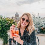WEEK-END à ROME (visites, meilleure pizza, meilleur carbo et spritz)