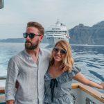 Croisière dans les îles grecques
