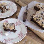 RECETTE BROOKIE by HINALYS (sans sucre, sans beurre, sans farine)